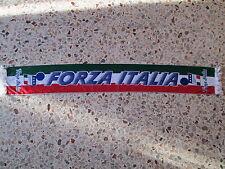 d13 sciarpa ITALIA football federation association scarf schal bufanda italy