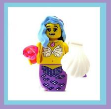 Lego Movie Series SEALED Marsha Queen of the Mermaids Clam Blue Hair Princess
