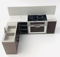 Our Generation by BATTAT Lori Doll Kitchen Furniture - Sink Oven Stove One Pie