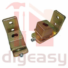 Punch in Ball Bearing Hinge Steel 300kg 40x40mm Set