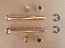 DOOR HINGE PIN/BUSHING KIT!-1980-98 FORD TRUCK LIGHTNING BRONCO F150 F250 346-20