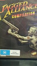 Jagged Alliance Compilation  PC GAME - FREE POST