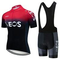 2019 TEAM INEOS RED PRO cycling jersey bibs shorts suit Ropa Ciclismo mens