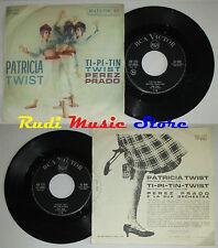 LP 45 7'' PEREZ PRADO Patricia twist Ti pi tin twist italy RCA VICTOR cd mc dvd*