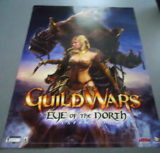 Guild Wars Eye of the North Poster            GW          NEW