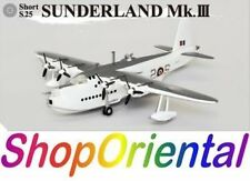 Big Bird 5 WW2 Flying Boat Patrol Bomber 1/144 Model UK S.25 Sunderland BB5_5A