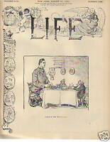 1903 Life August 20-Kansas Boys are the best; Roosevelt
