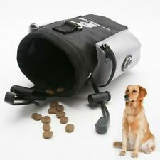 Dog Treat Pouch Pet Training Bag Adjustable Obedience Bait Strap Puppy Carries