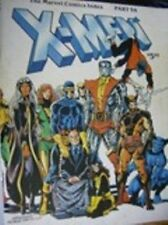 X-Men Marvel Comics Index Part 9A 1981 Book