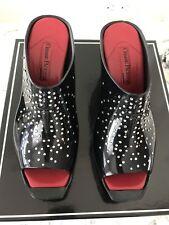 Cesare Paciotti Comma Jeweled Plafform Sandals