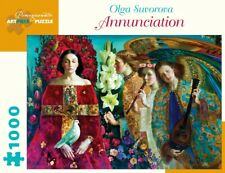 Pomegranate Jigsaw - Annunciation by Olga Suvorova (1000 pieces)