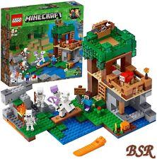 VORVERKAUF LEGO® Minecraft : 21146 Die Skeletten kommen! & 0.-€ Versand NEU OVP