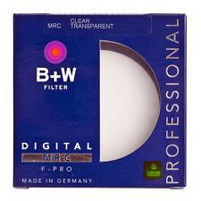 B+W 46mm MRC F-Pro 007M Clear Filter, London