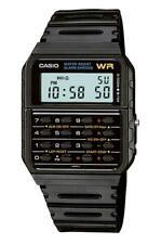 Casio Ca-53w-1z reloj digital crono y calculadora WR