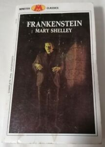 BOOK - Frankenstein (Minster Classics) By Mary Shelley 1968 Paperback