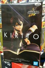 Sword Art Online Kirito Official Anime & Manga Figure from Banpresto