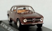 SOLIDO Alfa Romeo 1300 Junior Coupe (Brown) 1/43 Scale Diecast Model NEW, RARE!