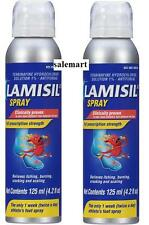 Lamisil  Antifungal Spray 4.2 fl. oz. Aerosol Can (2 pack)