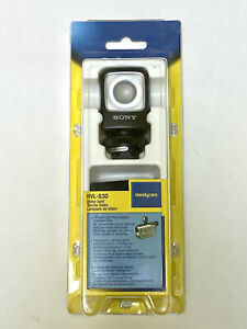 Sony HVL-S3D 3 Watt DC 7.2V Video Light Handycam New in Package