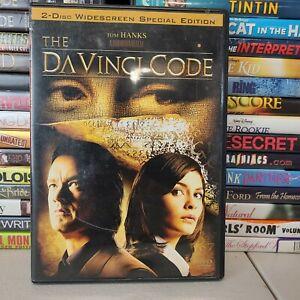 The Da Vinci Code Tom Hanks 60% OFF 4+ DVD $2 Each