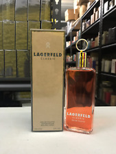 Lagerfeld Classic Cologne by Karl Lagerfeld, 5 oz EDT Spray for Men