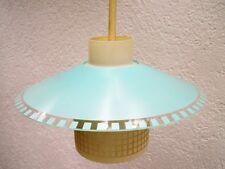 Vieja lámpara de cocina, lámpara colgante, rda lámpara, culto retro Design, 70er años