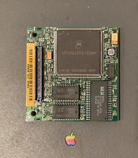 Vintage Apple Macintosh Powerbook 500 520 540 550 PowerPC 603e 100mhz Upgrade