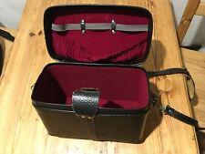 Skórzana torba fotograficzna w stylu Vintage
