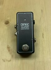 Orange OMEC Teleport Effektgerät Interface