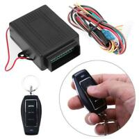 New Car Door Lock Keyless Entry System Auto Remote Control Central Kit L&6