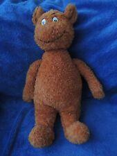 "Dr. Seuss Kohl's Cares for Kids Hop On Pop Brown Bear Plush 17"""