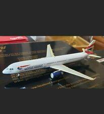 British Airways A321 Plastic Display Model