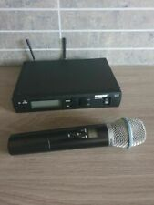 Shure ULXS4 WITH BETA 87A MIC