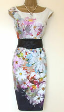 Gorgeous PHASE EIGHT 'BLOOM' Floral Print Dress – Size 12