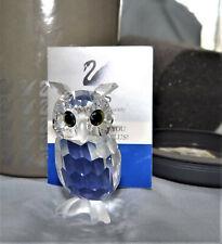 New ListingSwarovski Night Owl 7636Nr002 206138 Crystal Mib