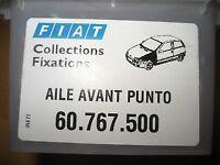 KIT DE FIXATION AILE AVANT FIAT PUNTO - 60767500