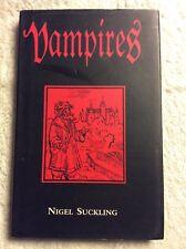 VAMPIRES & WEREWOLVES - Nigel Suckling (Hardcover, 2006, Free Postage)