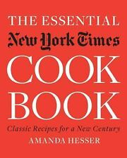 THE ESSENTIAL NEW YORK TIMES COOKBOOK - AMANDA HESSER (HARDCOVER) NEW