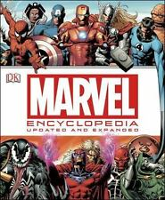 Marvel Encyclopedia by Dorling Kindersley Publishing Staff (2014, Hardcover, Revised edition)