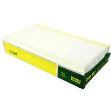 Original MANN-FILTER Innenraumluft Pollenfilter Innenraumfilter CU 3337