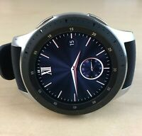 SAMSUNG Galaxy Watch 46mm Bluetooth Smartwatch - Silver&Black (SM-R800NZSAXAR)