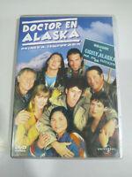 Doctor IN Alaska Prima Stagione Completa - 2 X DVD Spagnolo Inglese Italiano 3T