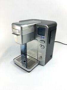 Cuisinart SS-700 Single Keurig K-Cup Single Serve Coffee Brewing System *TESTED*