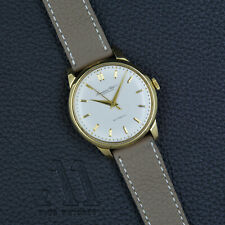 IWC Automatic DRESSWATCH 18k R348 Cal 853 750 Gold vintage 1963 Schaffhausen Uhr