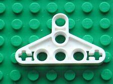 RARE Triangle blanc white LEGO TECHNIC 2905 / Set 8868 9748 8480 8839