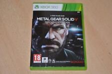 Jeux vidéo Metal Gear Solid pour Microsoft Xbox 360 Konami