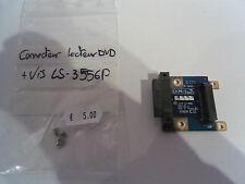 Acer Aspire 7720g connecteur lecteur dvd vers carte mère
