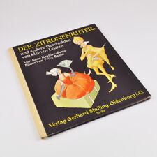 Der Zitronenritter - Anne Kayßler-Beblo & Fritz - Stalling Oldenburg - 1941