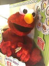 Guess What.?! Elmo Sesame Street Elmo World 2001 Fisher-Price 90677 New