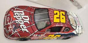 RARE 2002 1/24 #26 DR PEPPER SPIDERMAN NASCAR DIECAST REPLICA
